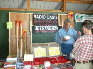 Radio Oasis at Previous Hamfest