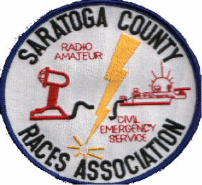 Saratoga County RACES Association logo